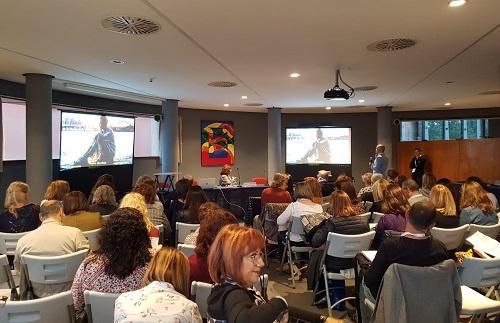 Conferencia de Antonio Ferrández en congreso SEMERGEN