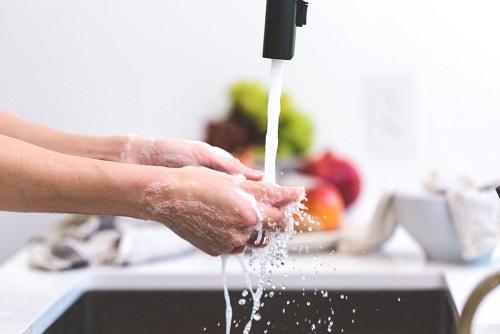 LAvar manos para frenar al COVID
